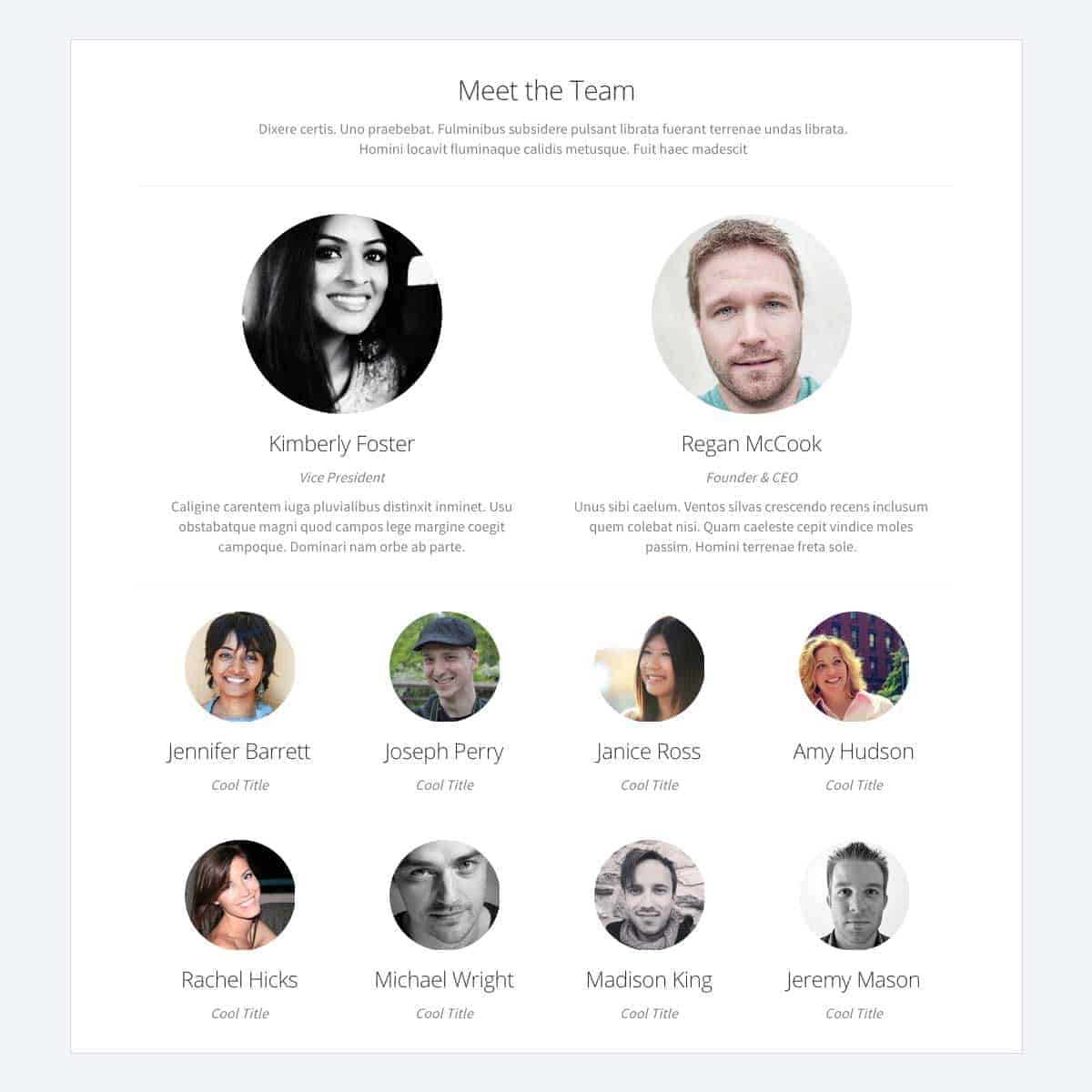 team-template