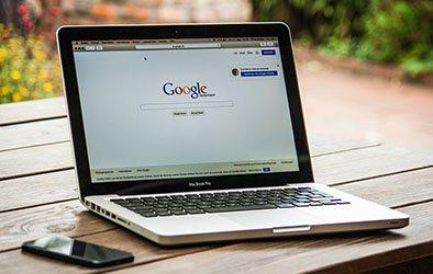 google laptop