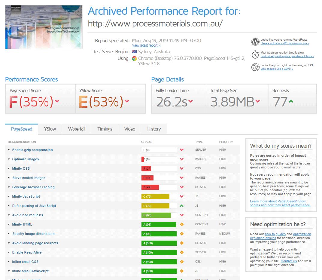 Site-Not-Optimised