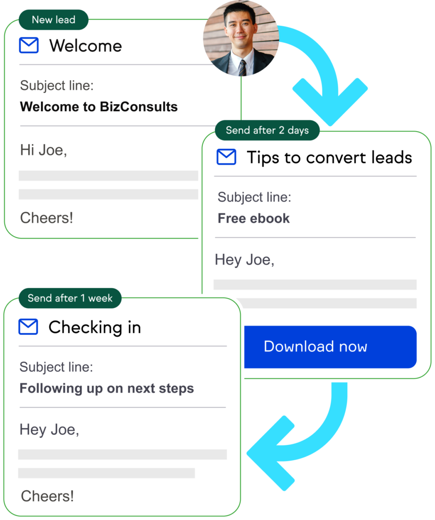 MARKETING-AUTOMATION-email-flow-follow-up